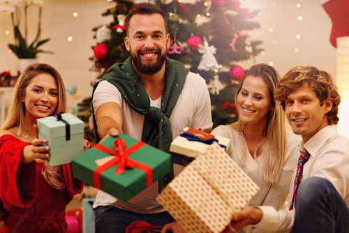 Gifting stock options to family